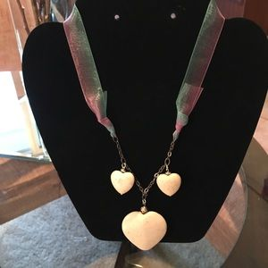 Jewelry - Beautiful Bohemian Stone Necklace